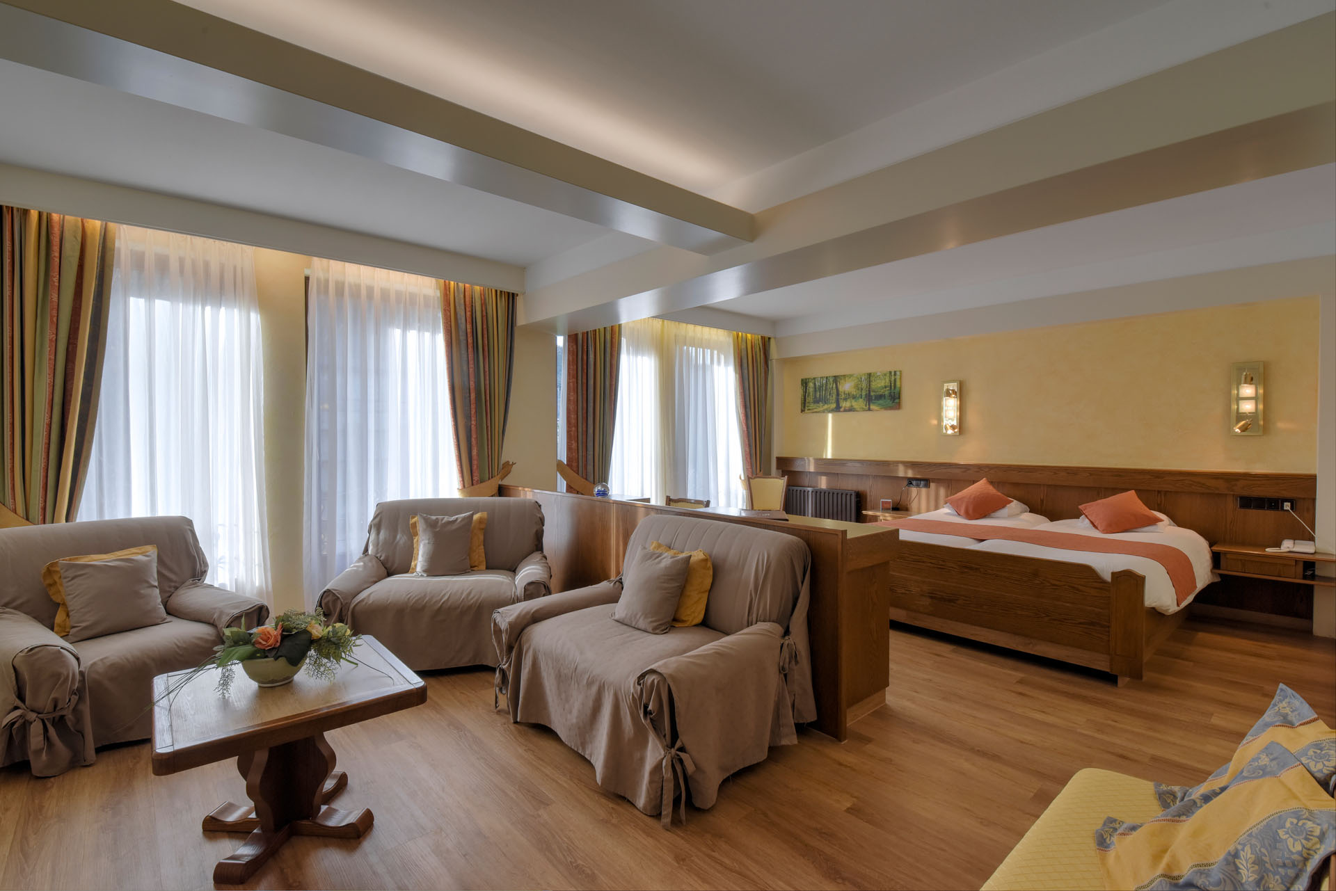 Vallée Mullerthal Suite - Hotel Brimer