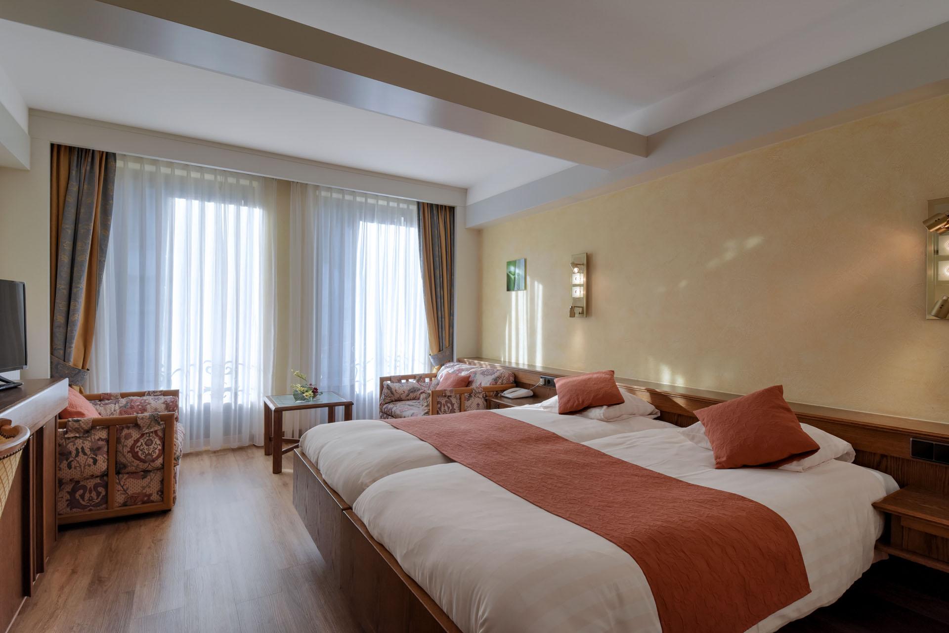 Chambre de famille - Hotel Brimer